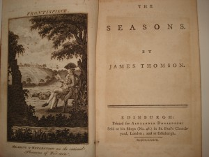 "Donaldson edition of ""The Seasons"""